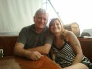 Tina and Grandfather