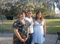 Tina, Silvana, Andrea