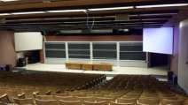 A famous MIT lecture hall