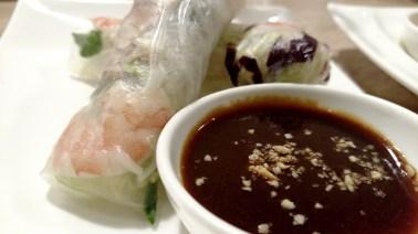 Some Austrian-Vietnamese cuisine