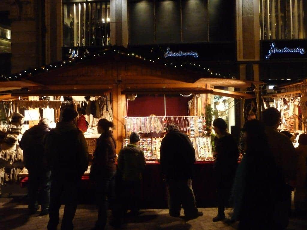 Budapest Christmas Market. – Postcards from the Transition