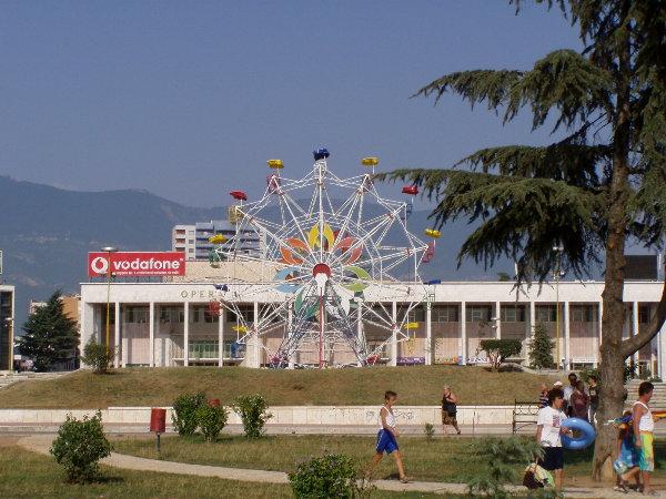 Skanderbeg Square Carival