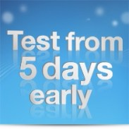 Clearblue Pregnancy Test with Weeks Indicator