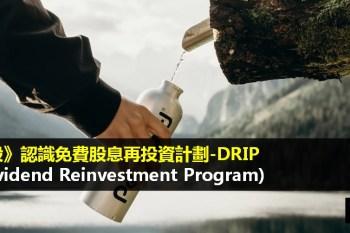 美股投資》認識免費股息再投資計劃DRIP(Dividend Reinvestment Program)