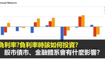 什麼是負利率?對經濟、股市債市、金融體系有什麼影響?負利率時該如何投資?