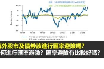 ETF如何進行匯率避險?匯率避險有比較好嗎?
