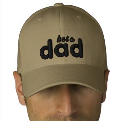 BetaDadHatKahki-hat