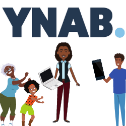 YNAB. You Need a Budget.