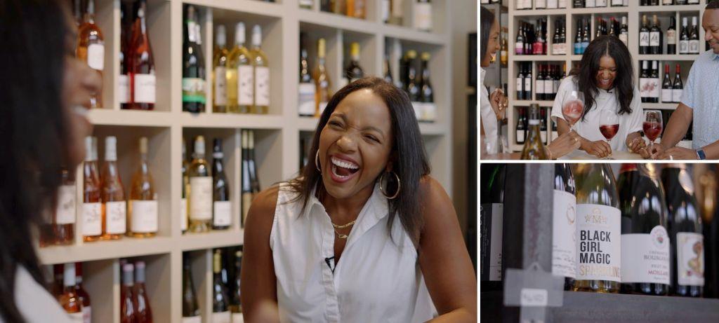 Sarah Pierre, 3 Parks Wine Shop