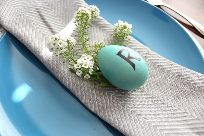 Easter Tablescape 9