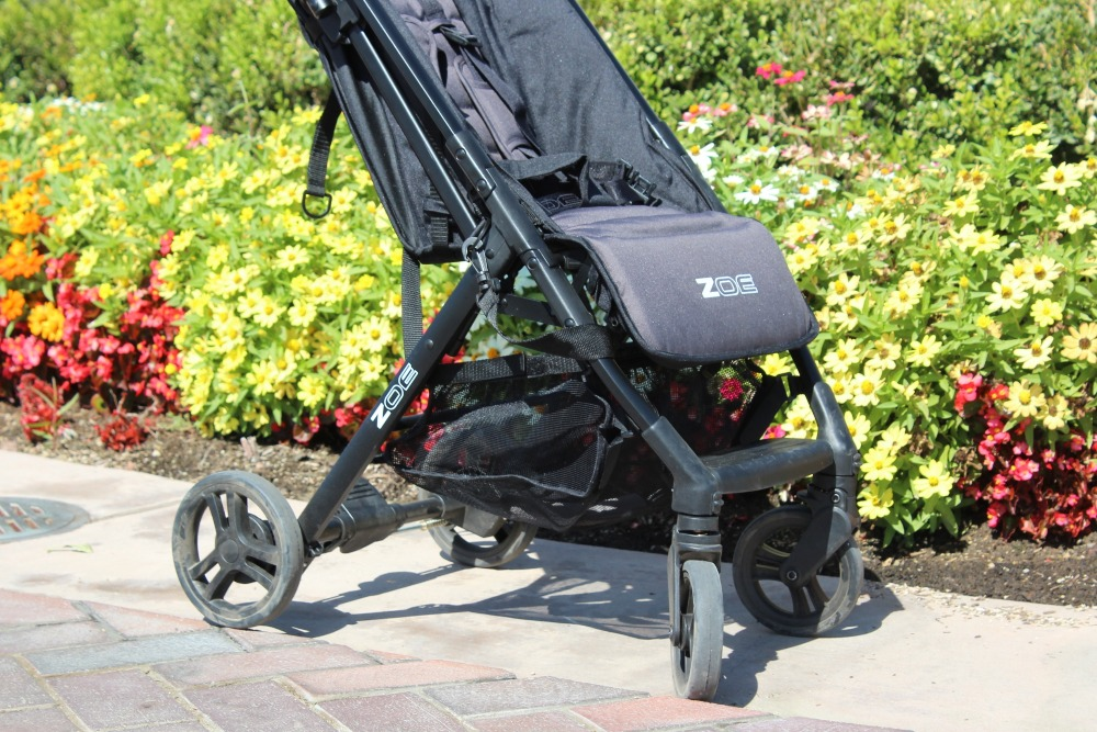 ZOE XLC BEST V2 TRAVEL STROLLER 1