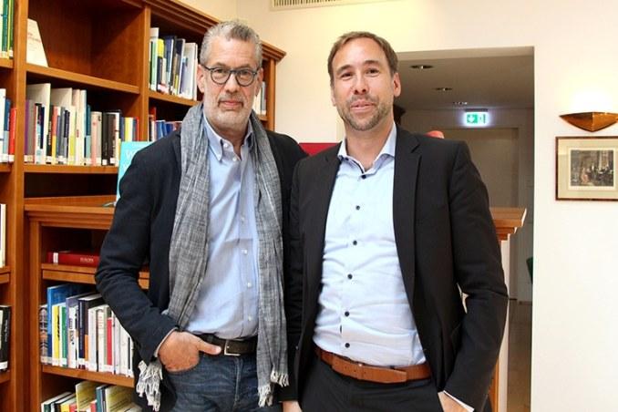 Mit Markus Gick, Senior Project Manager der Bertelsmann Stiftung, Programm »Lebendige Werte«