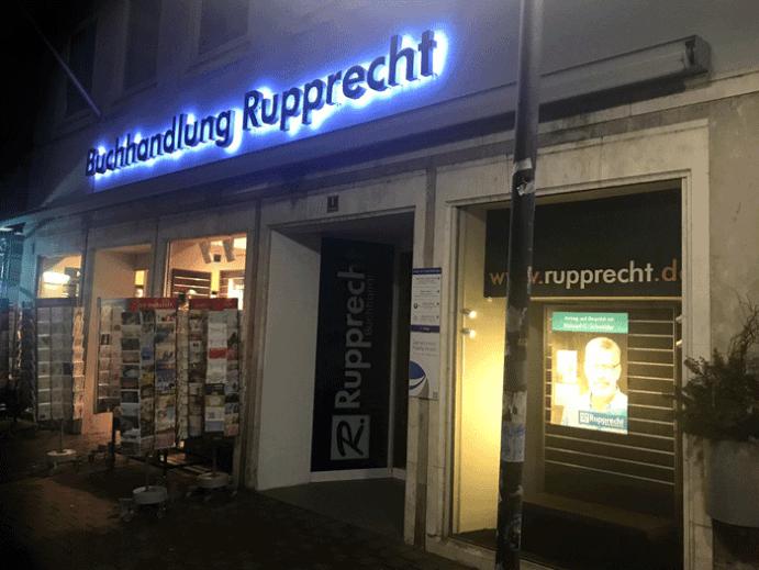 Lesung »Alltag im Ausnahmezustand« in Freising am 25. Februar 2019