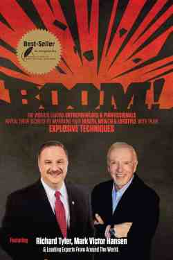 Richard Tyler and Mark Victor Hansen - Boom Book Cover