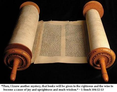 The Book of Enoch anticipates 20th century technology