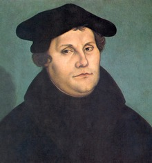 This image has an empty alt attribute; its file name is luther.jpg