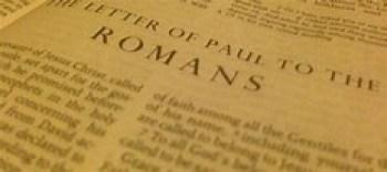 Justification through Christ's faithfulness - Romans