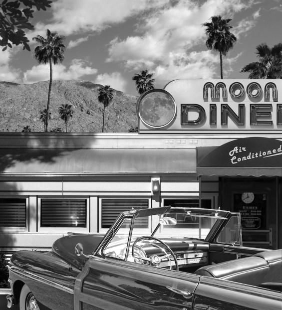 Palm Springs Diner