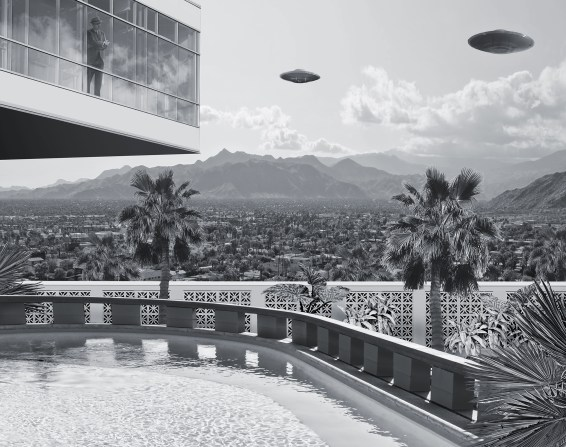 Vision Over Palm Springs