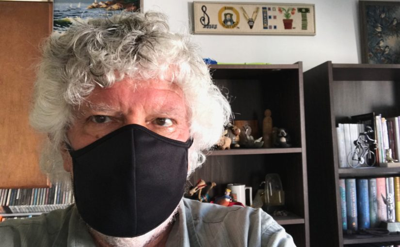 Why a Mask IS a Political Statement…Just Not a Partisan One