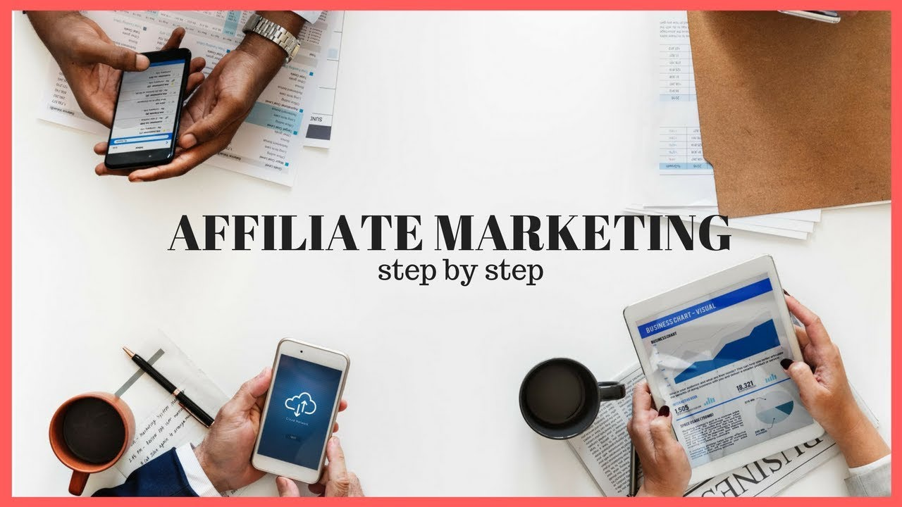 Affiliate Marketing For Dummies – Step by Step