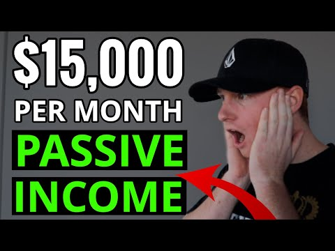 Passive Income Affiliate Marketing: How I Make $15,000 Per Month (WITHOUT SELLING)