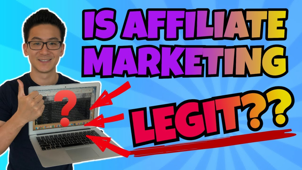 Is Affiliate Marketing Legit (A Must See Video!)