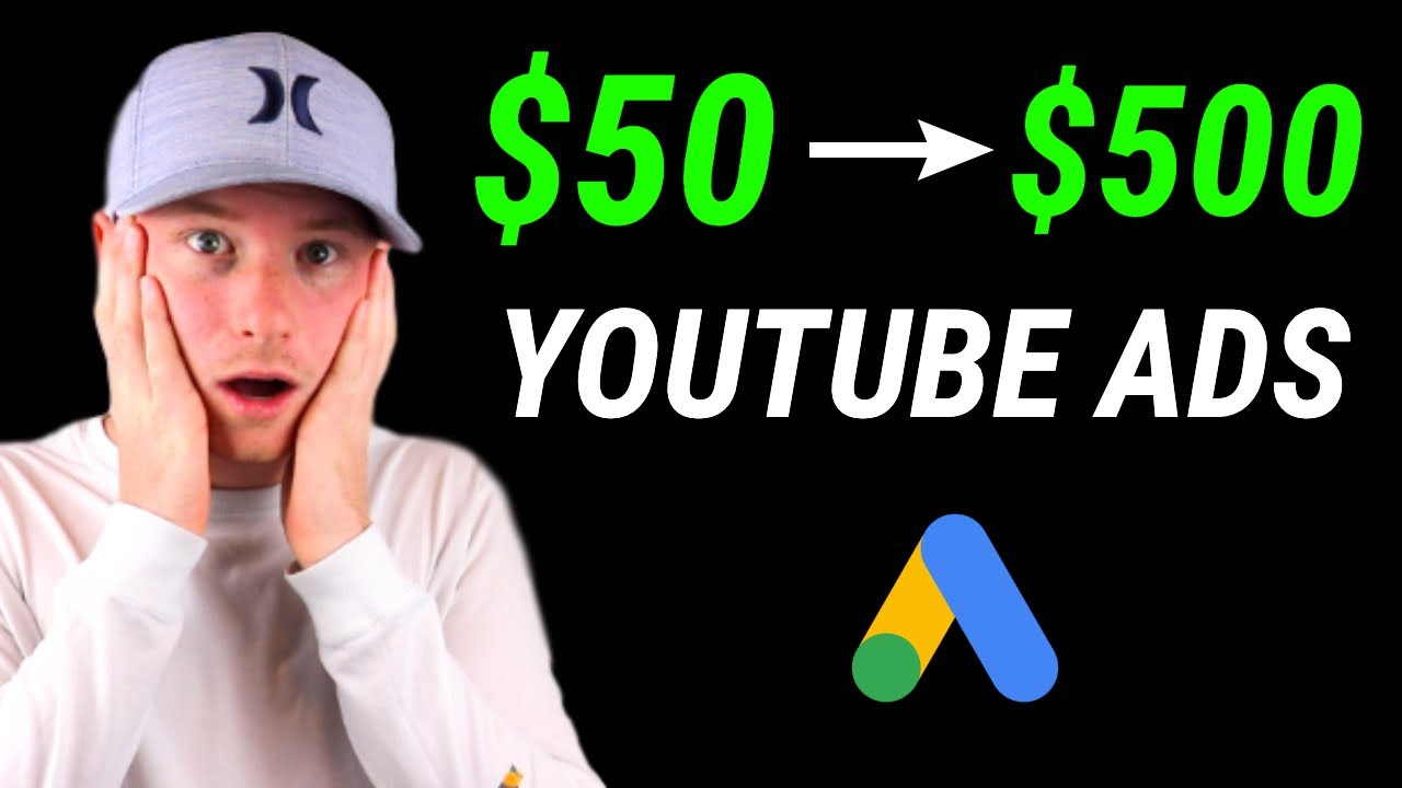 How To Turn $50 into $500 Everyday With Youtube Ads Affiliate Marketing