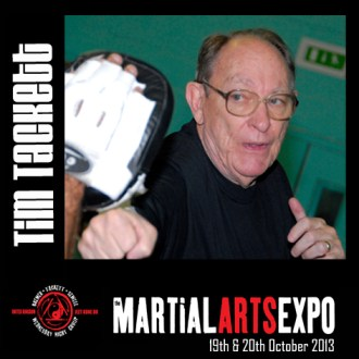 Tim Tackett JKD Legend at TMAX