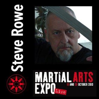 Steve Rowe at TMAX 2013