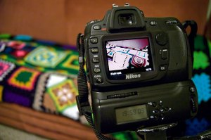 The monitor on the back of any digital camera has the potential to be a helpful tool or annoying distraction.