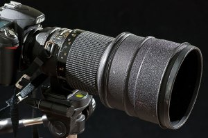 The Nikkor 200mm f/2.0
