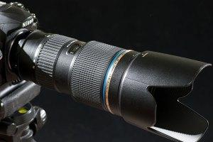 The Tamron AF 70-200 f/2.8