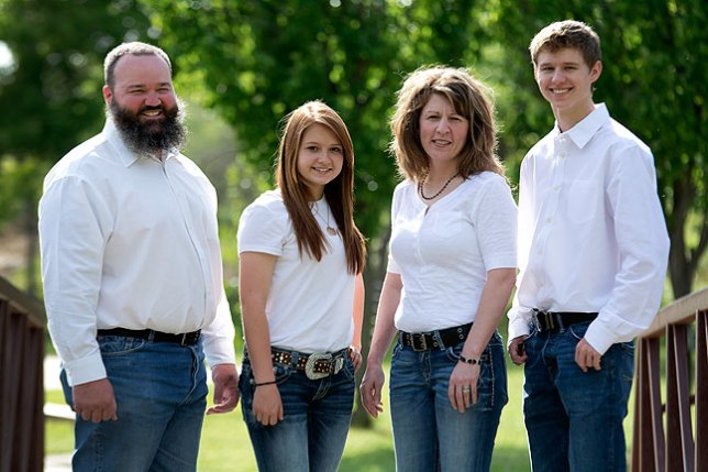 A nice family recently hired me to make senior pictures of their son and group photos of the whole family. I feel certain I could not, despite all my experience, have come up with images like this if I was shooting with a smart phone camera.