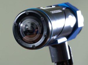 """The """"action cam,"""" like this iON Air Pro WiFi 3, is the new king of the selfie."""