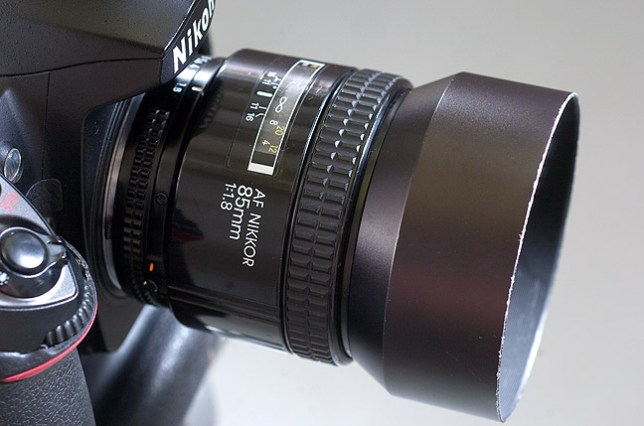 My AF-Nikkor 85mm f/1.8 sits mounted on one of my D200s;  though it can technically still make images, I consider it retired.