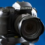The Fujifilm HS30EXR is small and light, and makes it easy to capture the fun.