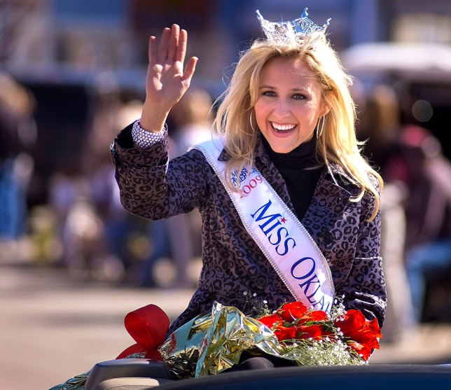 I shot this image of our friend Taylor Treat, Miss Oklahoma 2009, in the ECU homecoming parade with my 760. Since this camera's ISO ranges from 80 to 400, bright daylight is its forte.