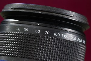 Operation of the lens itself, a 7.5-51MM F/2.0-2.8, is smooth and precise; a pleasure to use.