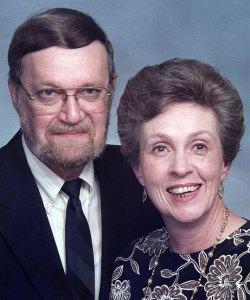Joe and Sarah Jo Barron, 1993