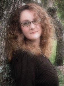 Ny sister Nicole Barron in 2001