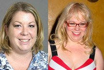 Ada News Editor Talina Turner reminds me of actress Kirsten Vangsness