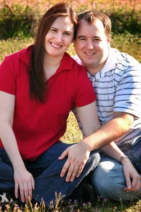 "Dawna ""Chele"" Reeves and her husband Tom ""Not Chele"" Reeves, 2007"