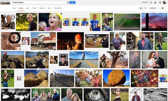 Image searching for Richard R. Barron? Bam!