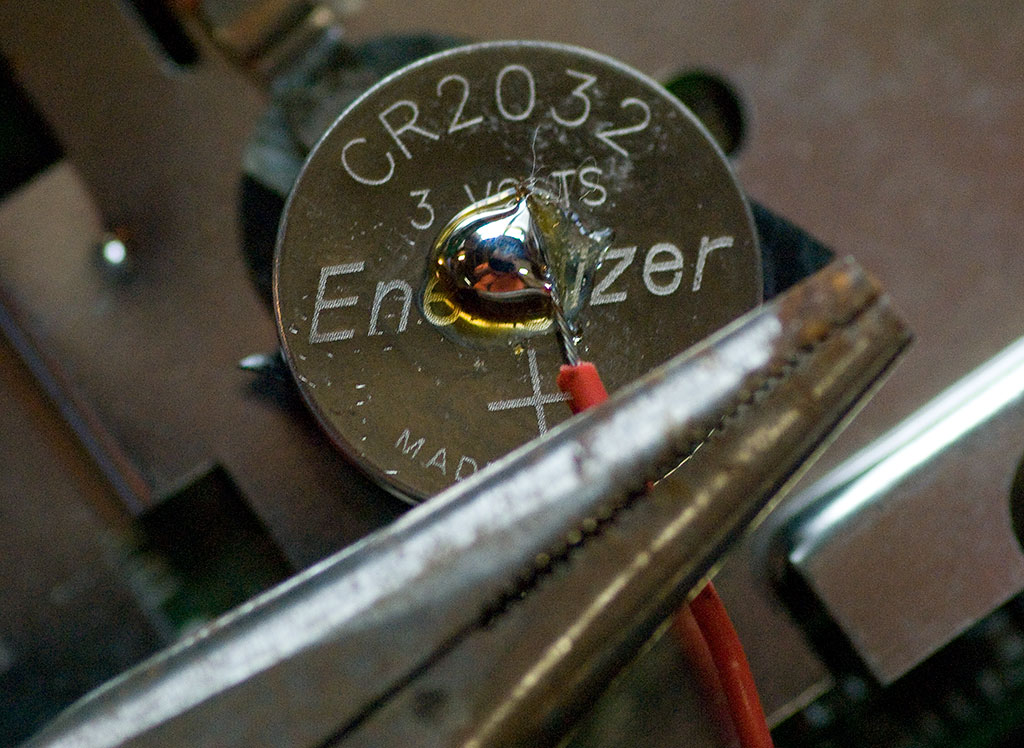 HTX-202 Button Battery Replacement Time Again | Behold a