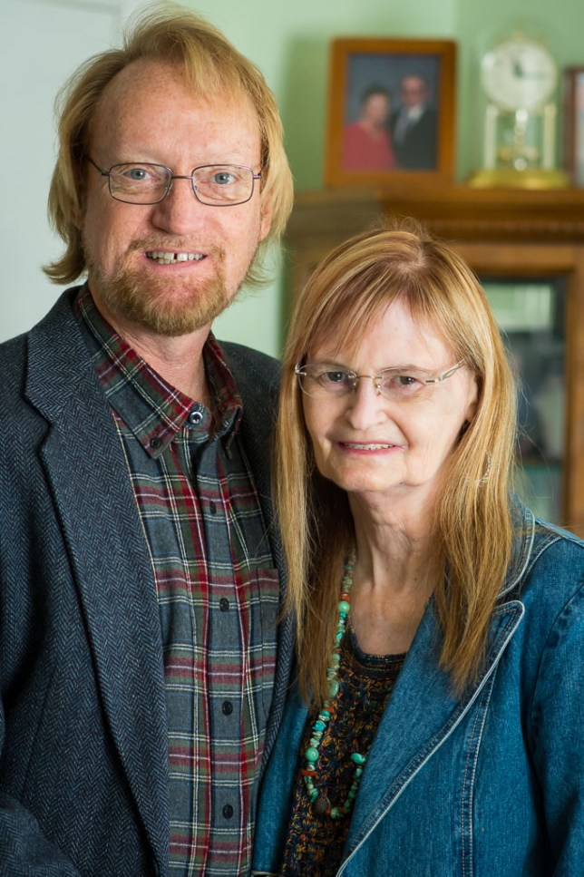 We love it when Robert is able to photograph us, and he loves doing it. Compared to our last session in January 2016, my hair is much longer, and Abby and I have both lost some weight. I think we look great.