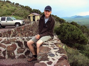 Despite having a head cold, your host explores Capulin Volcano in northeastern New Mexico.