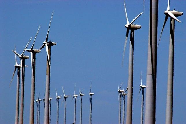 Wind Farm, White Deer, Texas