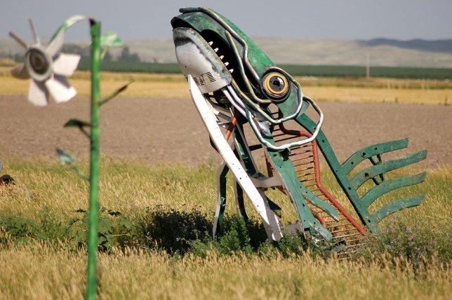Carhenge and Car art Reserve, Alliance, Nebraska