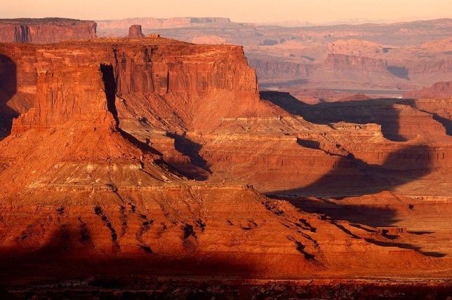 Few things are as inspiring or majestic to me as the towering cliffs and canyons of Canyonlands National Park, Utah at sunset.